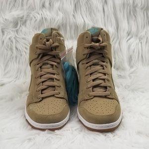 Nike Shoes - Nike Dunk Sky HI Essential Women's Size 9.5